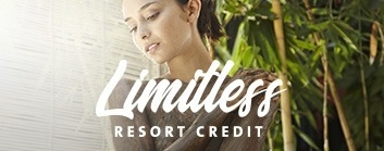PLAY IT YOUR WAY WITH LIMITLESS RESORT CREDIT